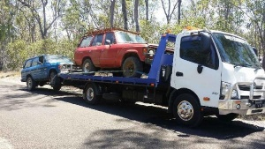 Northern Beaches Scrap Car Removal