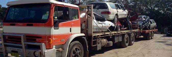 Sydney CBD Car Removals